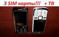 Nokia 5130 +TV xpressmusic на 3 Sim  с тремя активными сим-картами