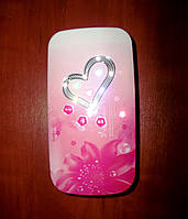 Стильная раскладушка телефон Samsung W 999 (2 сим карты)