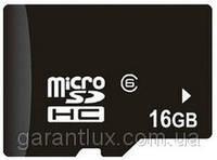 Micro SD 16 Gb 10 class (карта памяти микро СД на 16 Гб 10 класс)