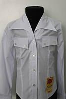Шкільна блузка для дівчинки: 0608