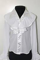 Шкільна блузка для дівчинки: 0611