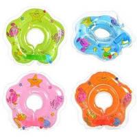 Круг для купания младенцев MS 0557 (3-36мес)