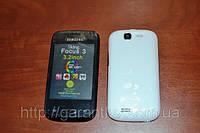 Samsung s668 Galaxy focus 3 (Duos, 2 sim,сим) + чехол и стилус