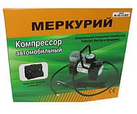 Миникомпрессор автомобильный Меркурий 0312022 в каталоге