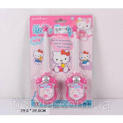 Рации Китти (Hello Kitty), фото 2
