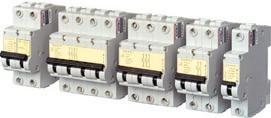 Модульные автоматические выключатели ВА 61-29