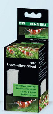 Сменный фильтрующий элемент для фильтра Nano Clean Eckfilter