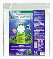 Специальный фильтрующий материал Dennerle MicroFilter Vlies для удаления помутнений, 25x75 см.