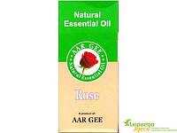 Натуральное эфирное масло Роза 10 мл. Aar Gee Natural