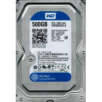 "Жесткий диск 3.5"" 500Gb Western Digital Caviar Blue WD5000AZLX, 7200rpm, 32Mb, SATA III"