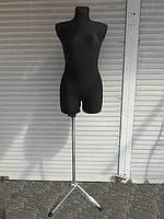 Брючный манекен. Женский с ногами. 46 размер.
