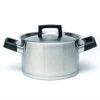 Кастрюля RON с металлической крышкой, диам. 20 см, 3,7 л BergHOFF