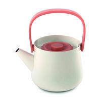 Чайник заварочный с ситечком, белый BergHOFF