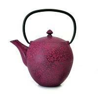 Чайник заварочный чугунный, темно-красный, 1,1 л 1107044 BergHOFF