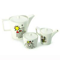 Сервировочный набор Eclipse для кофе/чая, (6 пр.) 3705100 BergHOFF