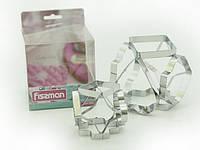 FISSMAN 7424 Набор из двух форм для вырезания печенья 6-в-1