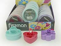 FISSMAN 7419 Набор форм для вырезания печенья