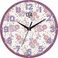 Часы настенные ЮТА MiNi 240Х240Х30мм М10 Uta