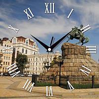 Часы настенные ЮТА Panorama 300Х300Х16мм UA - 012 Uta