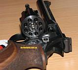 Револьвер под патрон флобера Arminius HW4 6'', фото 4