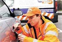 Помощь в открытие автомобиля в Днепропетровске, Новомосковске, Павлограде