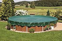 Защитное накрытие для круглого каркасного бассейна 4,6 м