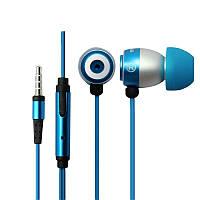Наушники с микрофоном Ovleng IP 660 (цвета в асс.) *1804
