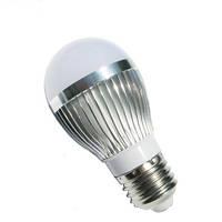 Светодиодная лампа 7W 12V E27 630Lm 6500-7000K