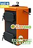 КОТэко UNIKA 65 кВт пиролизный газогенераторный котел