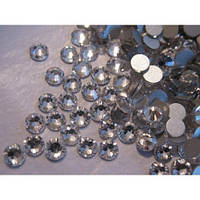 Стразы клеевые ss20 Crystal, Xirius 16 граней, 1440шт. (4,6-4,8мм)