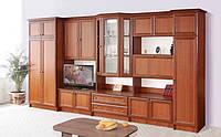 Світ Меблів  гостиная Виктория Нова 2125х4138х570мм