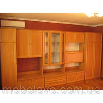 купить гостиная виктория нова 2125х4138х570мм світ меблів в украине