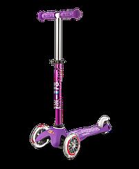 Самокат Mini Micro Deluxe Purple (Фіолетовий)