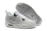 Nike Air Jordan 4 All White