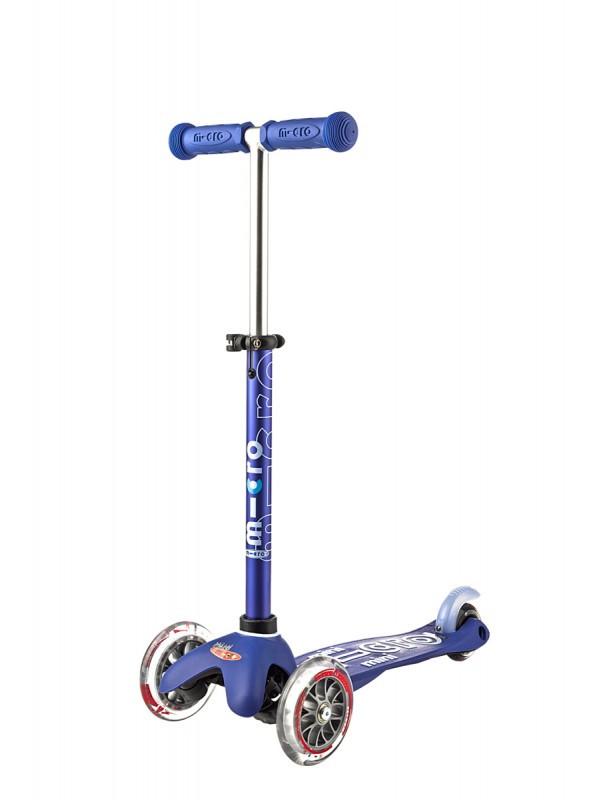 Самокат Mini Micro Deluxe Blue (Синий)