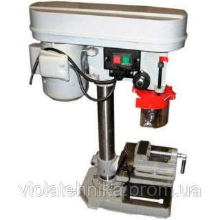 Сверлильный станок УРАЛМАШ ССЭ 900/16-13 (в комплекте тиски, патрон 13мм, патрон 16мм), фото 2