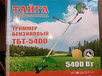 Бензокоса Тайга ТБТ-5400 (1 диск/1 бабина)