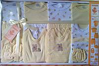 """Набор одежды для новорожденных """"Мишка"""" - 15 предметов"""