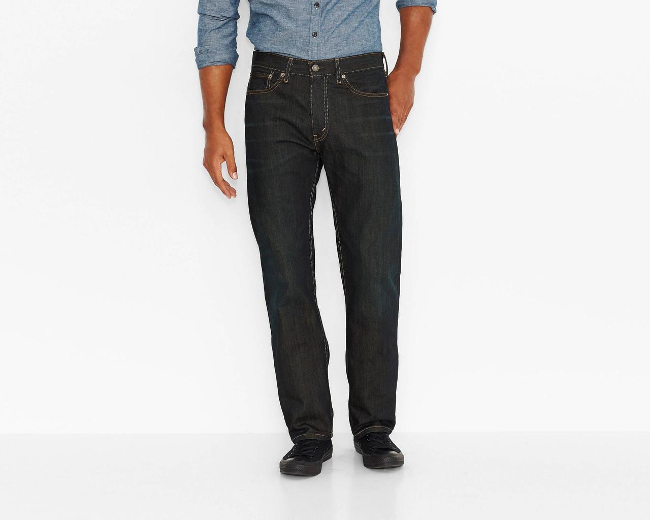 Джинсы Levi's 505 Regular Fit, Fume, 40W30L, 005050550