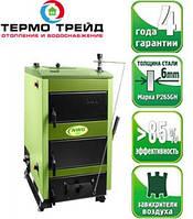 Твердотопливный котел SAS NWG 48 кВт (без автоматики)
