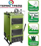 Твердотопливный котел SAS NWT (САС НВТ) 17 кВт (с автоматикой)