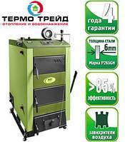 Твердотопливный котел SAS MI 52 кВт (с автоматикой)