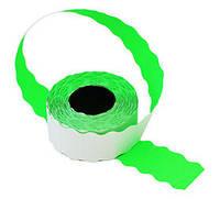 Этикет лента 26х12 зеленая
