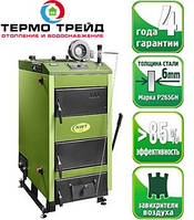 Твердотопливный котел SAS NWT (САС НВТ) 90 кВт (с автоматикой)