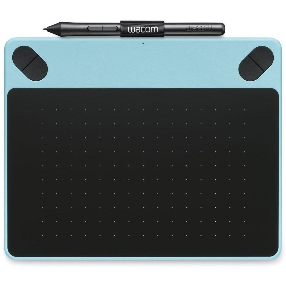 Графічний планшет Wacom Intuos Draw Pen S Blue (CTL-490DB-N)