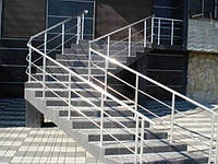 Перила из нержавейки,лестницы и поручни