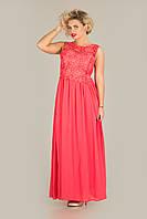 Женское длинное платье №16001, фото 1