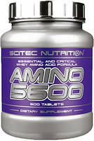 Amino 5600 Scitec Nutrition, 500 таблеток