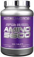 Amino 5600 Scitec Nutrition, 1000 таблеток