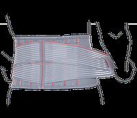 Пояс поддерживающий с ребрами жесткости